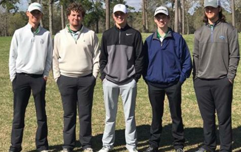 Boys golf has promising start to season