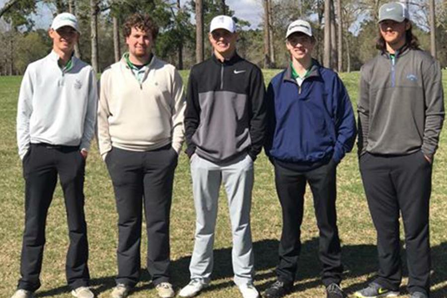 The boys golf team has already been successful at several tournaments this season.