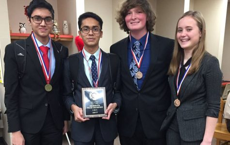 Debate dominates district