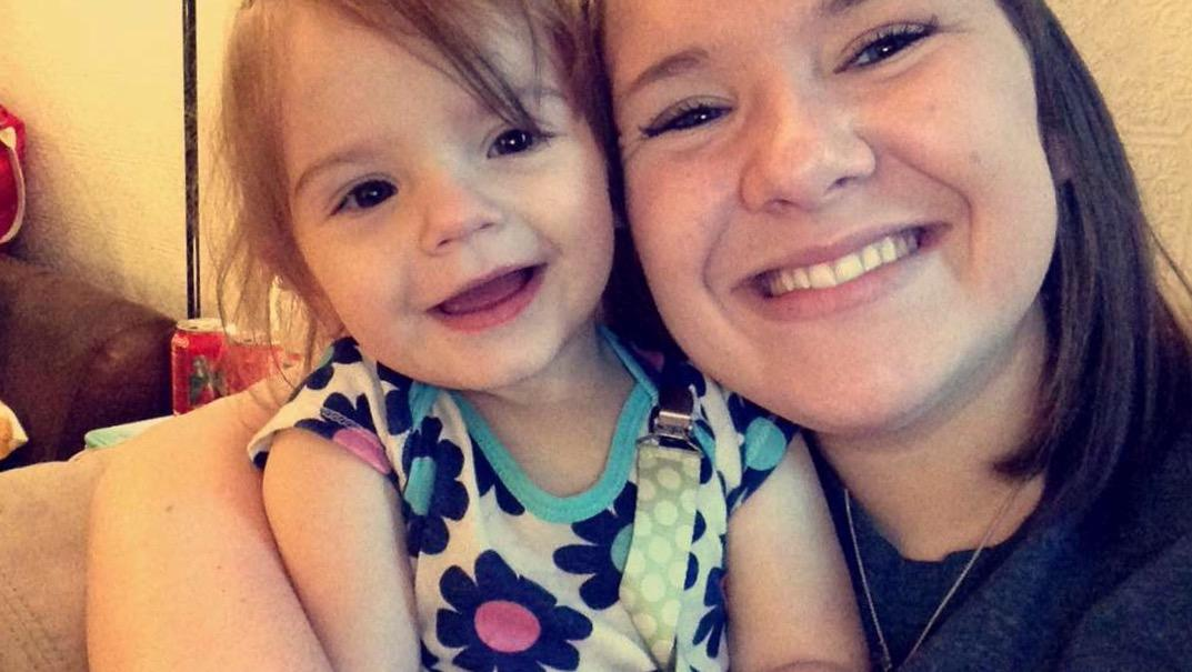 Staff writer Bayleigh Swanton cherishes time spent with her little sister Charlee.