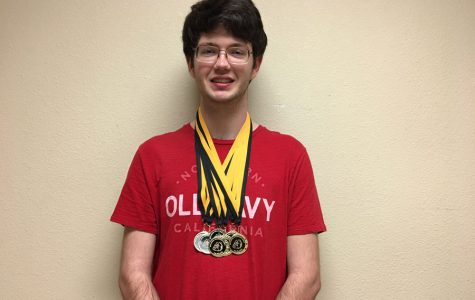 Senior excels in Academic UIL