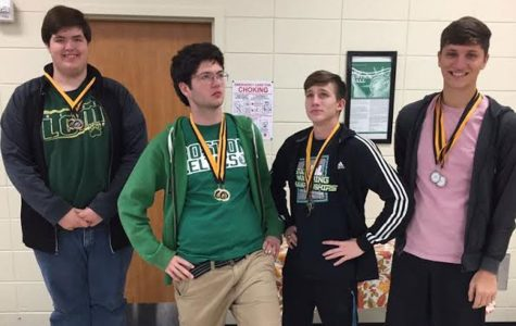 UIL Academics takes Sweepstakes at Nederland meet