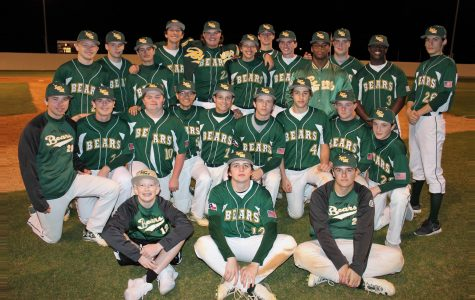 Bear Baseball works to succeed
