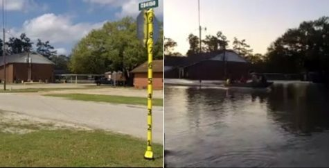 Community still recovering from flood one year later