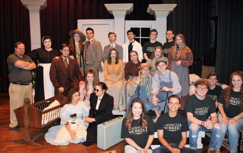 One Act Play to compete at Regionals