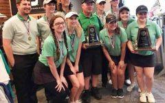 Golf teams win district, prepare for Regionals