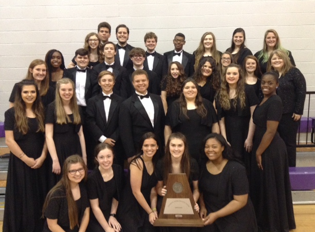 The+choir+recently+won+Sweepstakes.+
