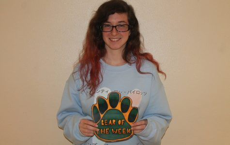 Bear of the Week: Gracie Simmons