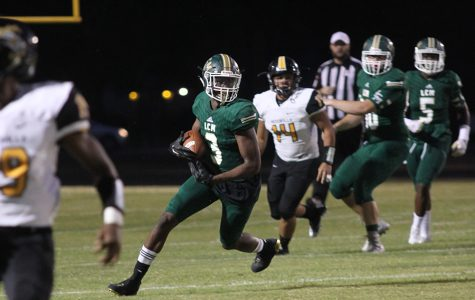 Varsity football prepares for district