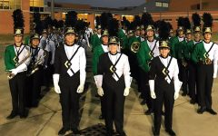 Band receives straight ones at competition