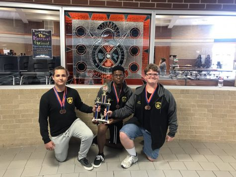UIL Academics wins Sweepstakes at Sabine Pass