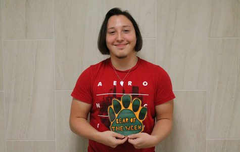 Bear of the Week: Jonathan English