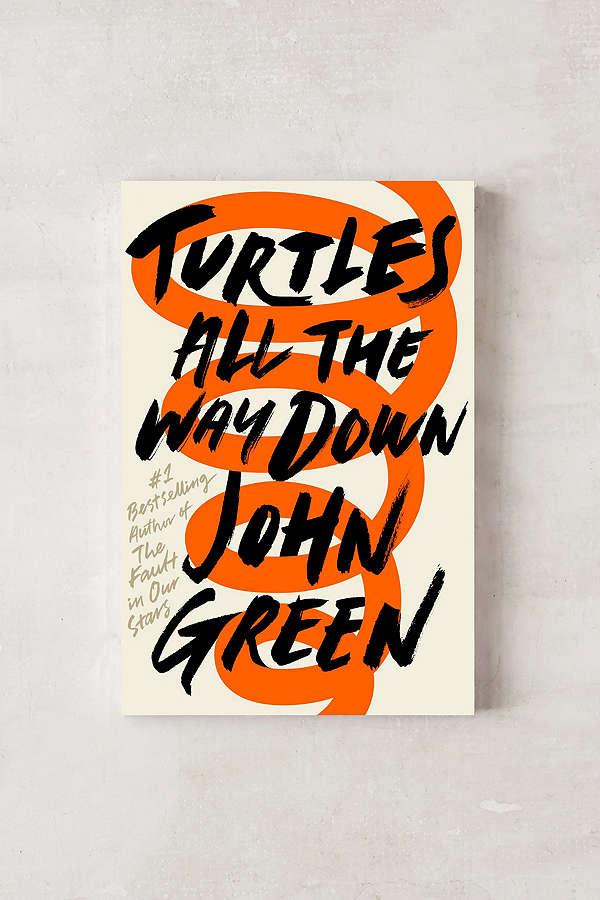John Green's newest novel,