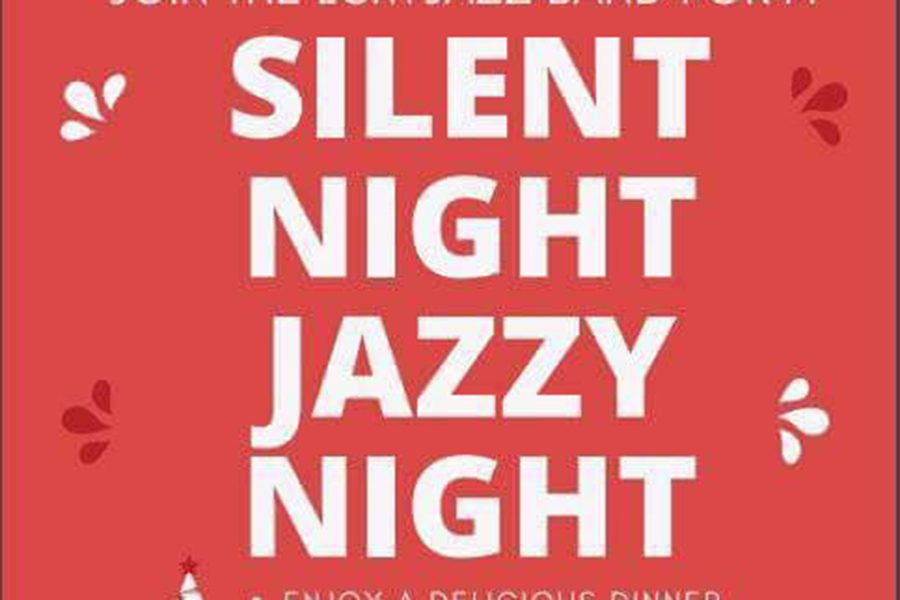 The+Jazz+Band+will+host+a+concert+tonight+in+the+auditorium.+