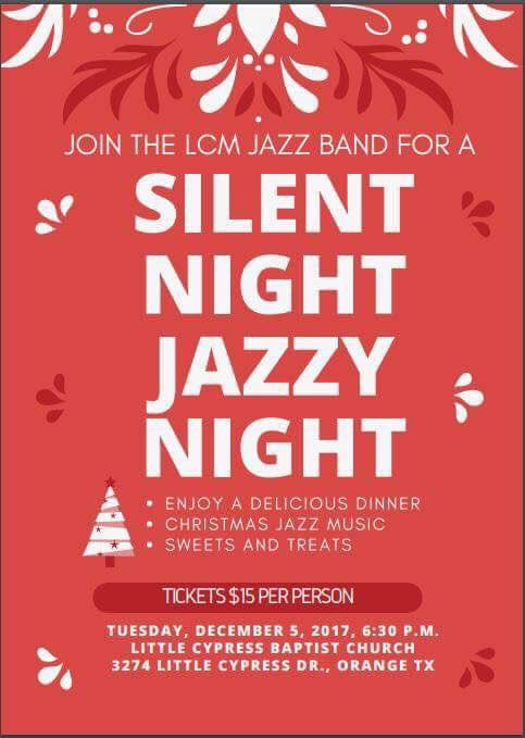 Jazz band to hold concert tonight