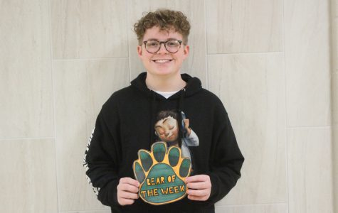 Bear of the Week: Lucas Ridout