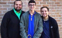 LCM alum inspires students