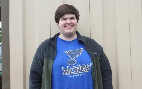 Senior named National Merit Scholarship Finalist