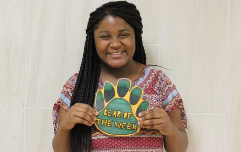 Bear of the Week: Jaleciya Angelle