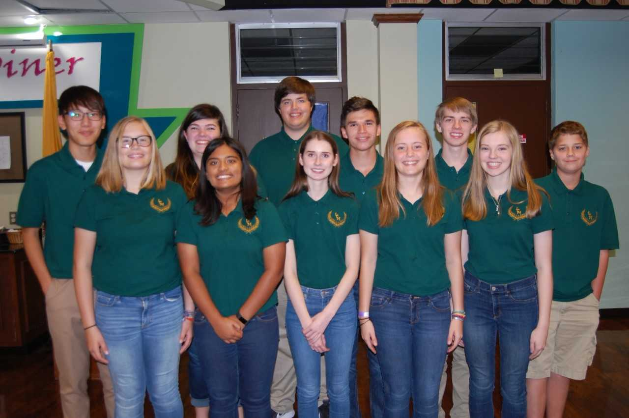 The LCM Quiz Bowl team is preparing to compete at both the state and national tournaments.