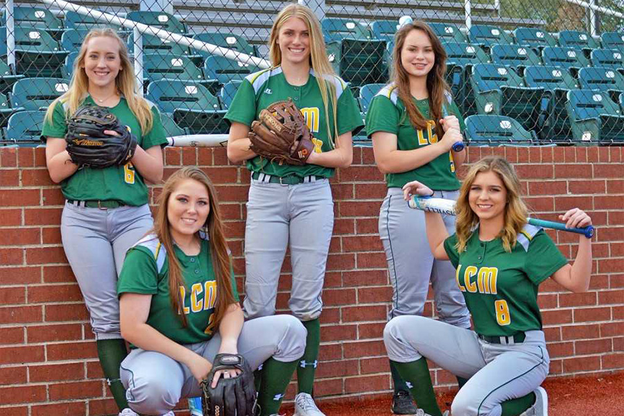 The softball team is beginning their season with high goals in mind.