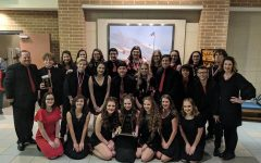 Bear Stage Players win district