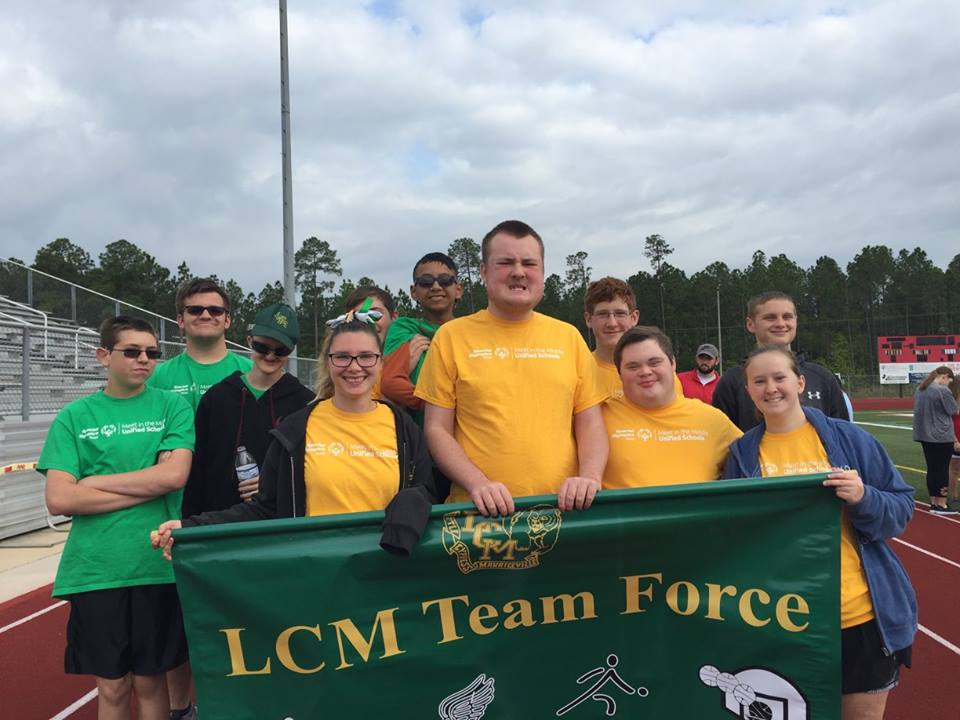 Team Force has qualified to compete at the State games in Arlington.