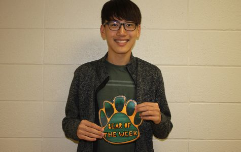 Bear of the Week: Sean Kim
