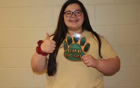 Bear of the Week: Kelsey Dyson