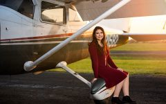 Senior soars to new heights