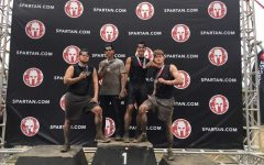 Seniors run in Spartan Race