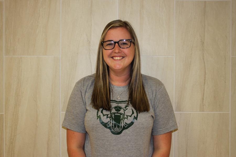 Brett Nicholson enjoyed her first year at LCM.