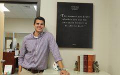 New principal brings spirit back to campus