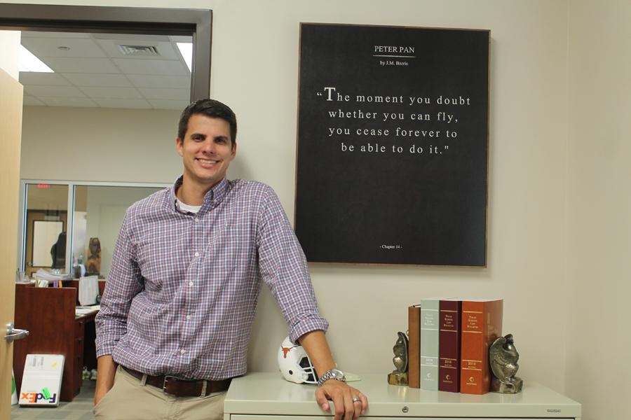 Ryan DuBose is the new principal of LCM High School.