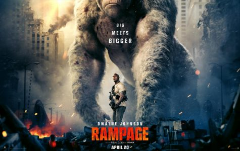 New adventure movie 'Rampage' shows true friendship