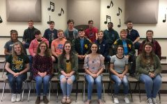 Choir students advance to next competition
