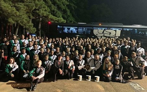 Band to compete at State this week