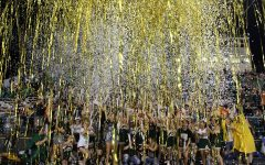 Student section gains newfound spirit