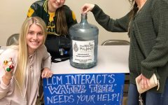 Interact Club raises money for Water Project
