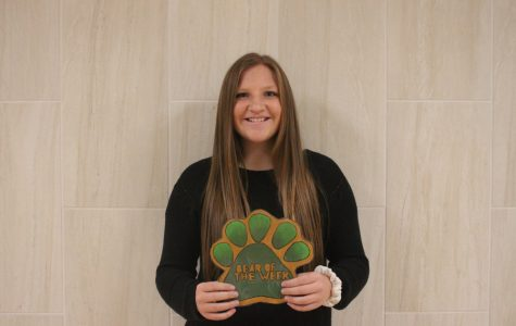 Bear of the Week: Kaylee Potter