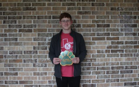Sophomore John Paul Sulak is this week's Bear of the Week.