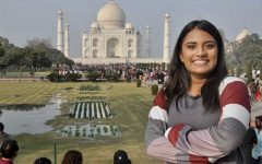Senior embarks on trip to India