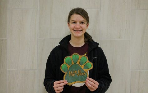 Bear of the Week: Grace Huckaby