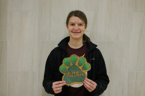 Feb. 22-26 Athlete of the Week: Theresa Beckett