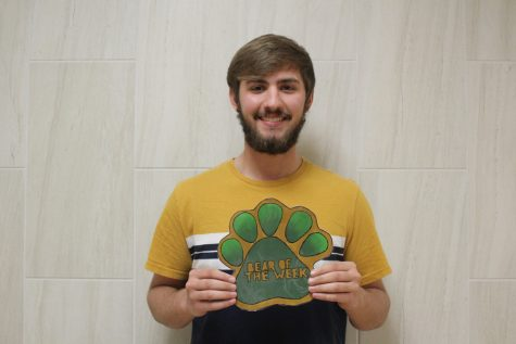 Bear of the Week: Ethan McCollum