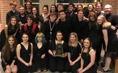 One Act Play advances to Area