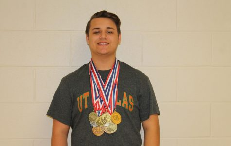 Senior achieves perfect UIL score