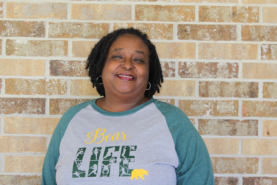 Toni Warnell was recently selected as the Paraprofessional of the Year.