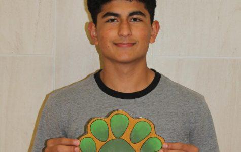 Bear of the Week: Ruben Dorantes