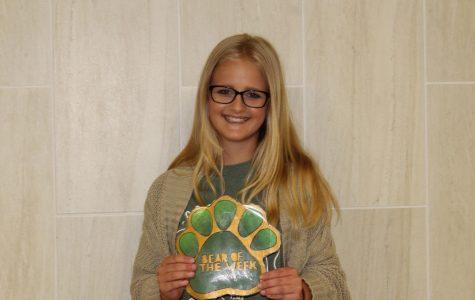 Bear of the Week: Madeline Stephenson